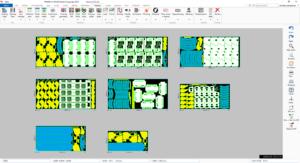 Vollautomatisierbares CAD/CAM System für alle CNC-, Laser-, Stanz-, Wasser-, Plasma-,Cutter-, Scheren-, Portalfräs- und Kombimaschinen
