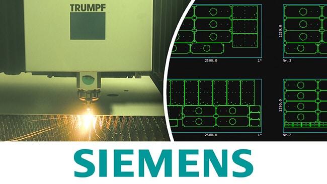 WiCAM Konzernlösung – CAD/CAM PPS Lösung bei Siemens im Einsatz