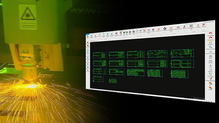 Neuer Postprozessor für PENTA Laser